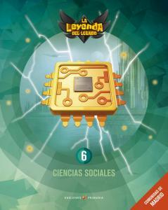 Ciencias sociales6º ep comunidad de Madrid  + licencia