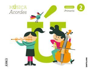 CUAD.MUSICA 2 EP.ACORDES.SHC.SAN