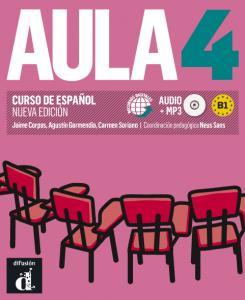 Aula Nueva edición 4 Libro del alumno