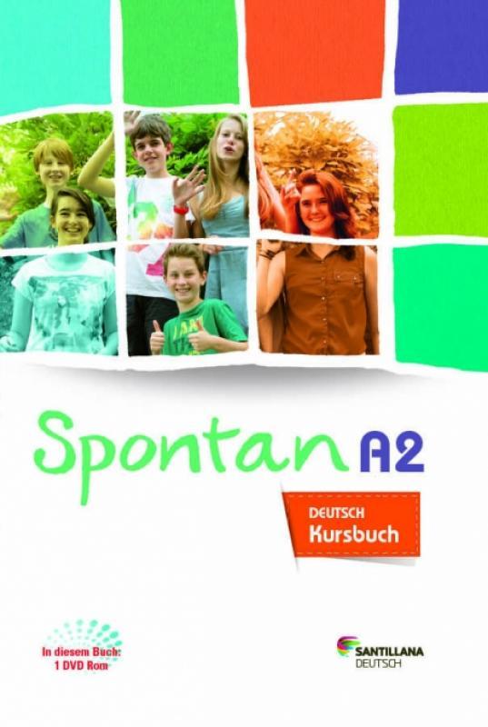 SPONTAN A2-B1.Kuersb+Arbeit.Alem