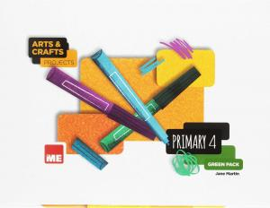 ARTS AND CRAFTS 4ºEP 17 PROJECTS GREEN PACK (3 CUAD)