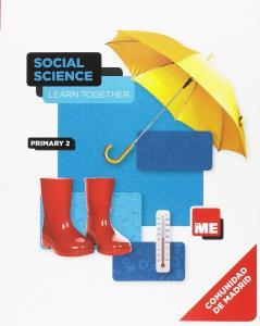 Social Science 2 Primaria, Pupil´s. Madrid