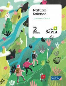 Natural Science 2º Primaria Más Savia Madrid
