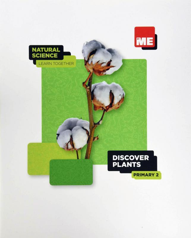 Discover Plants 2º Primary Natural Science inglés 2020