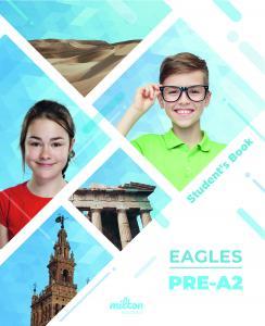 English Pre-A2 eagles Students Book