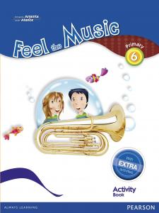 Feel The Music 6 EP. Activity Book.