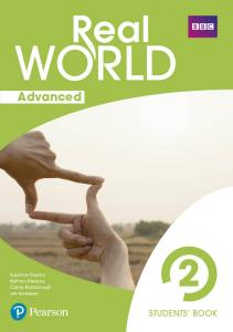 Real world advanced 2 student´s book print & digital interactive student´s book Access code