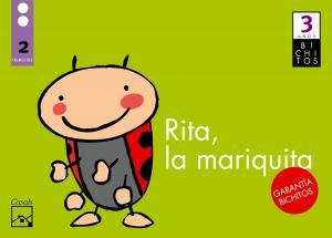 Rita, la mariquita 3 años. 2º trimestre Casals.
