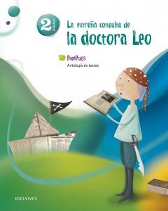 LA EXTRAÑA CONSULTA  DE LA DOCTORA LEO