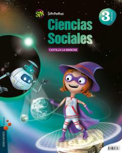 CIENCIAS SOCIALES 3 EP. Castilla-La Mancha