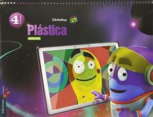 Plástica 4º Primaria - Andalucia