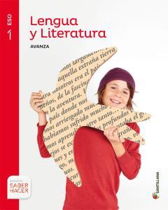 Lengua y Literatura 1 ESO. Avanza