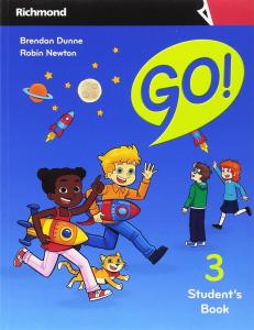 GO 3 EP. Student´s Pack