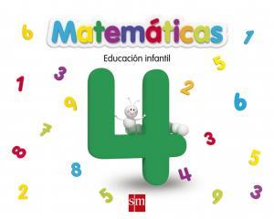 MATEMATICAS 4, 4-EI. (13). SM.