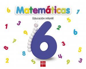 MATEMATICAS 6, 5-EI