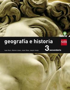 Geografía e Historia 3 ESO, Savia