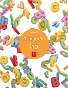 Cuaderno de Ortografía 12