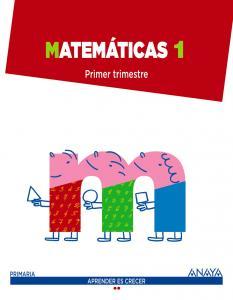 Matemáticas 1 EP.Aprender.C-Leon ANAYA