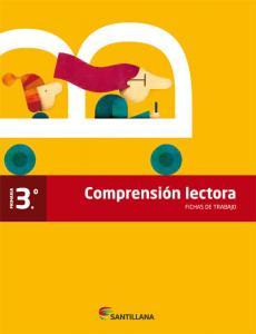 FICHAS DE COMPRENSIÓN LECTORA 3ºEP