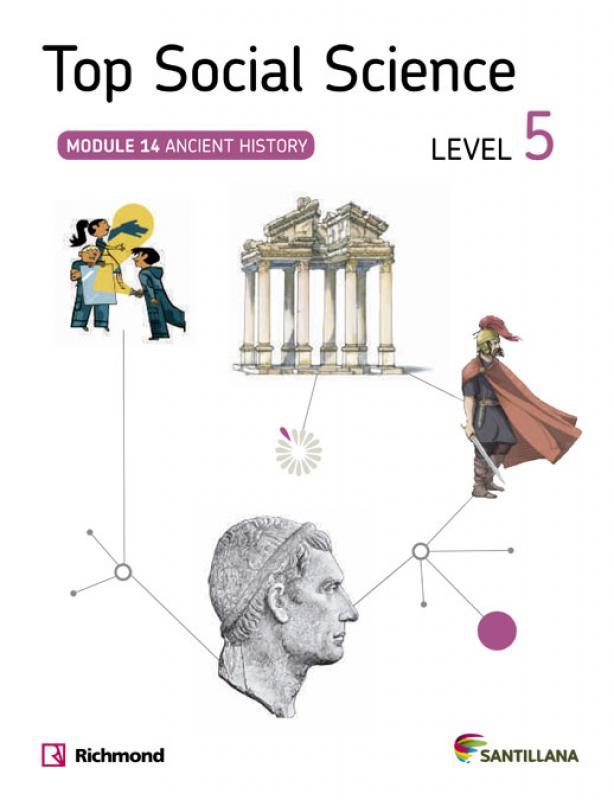 Top Social Science 5 EP. Ancient History. Santillana