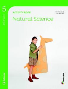 Natural Science 5 EP. Activity. Santillana