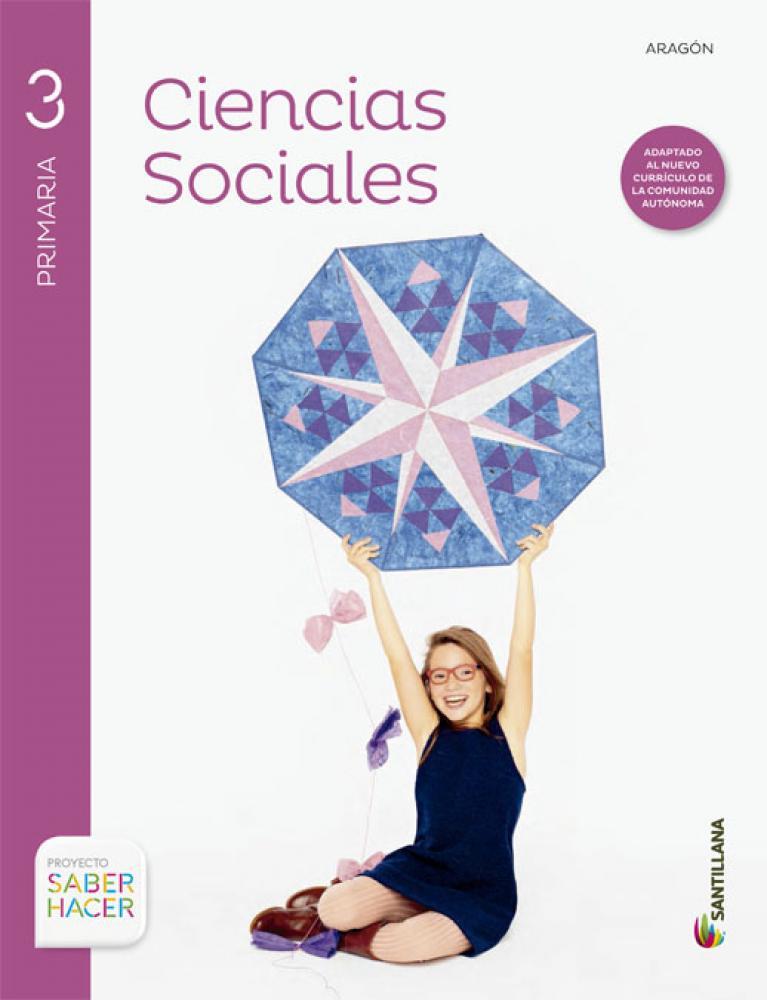 CIENCIAS SOCIALES   ATLAS 3 PRIMARIA ARAGON