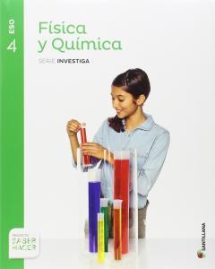 Física y Química 4 ESO. Investiga
