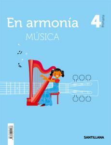 MUSICA EN ARMONIA 4 PRIMARIA