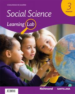LEARNING LAB SOCIAL SCIENCE MADRID 3 PRIMARY