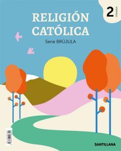 Religión 2 primaria Brujula