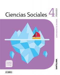 Ciencias Sociales 4º Primaria Madrid