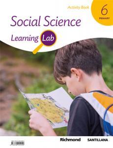 6PRI LEARNING LAB SOC SCIENCE ACTIV ED19