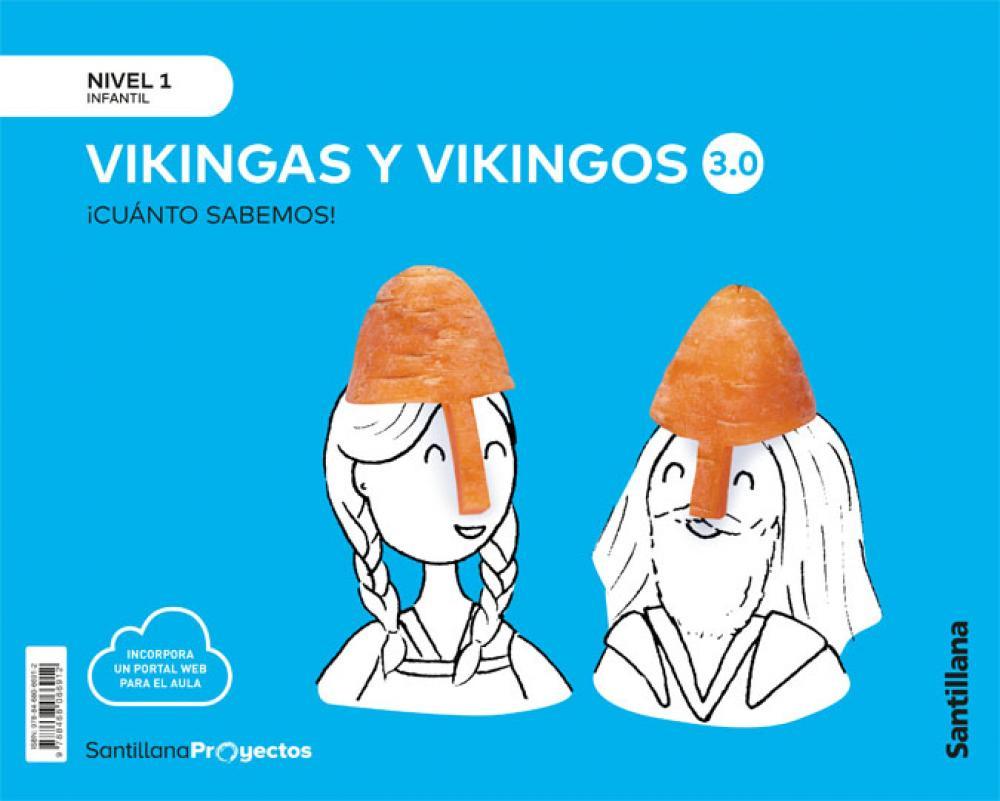 CUANTO SABEMOS NIVEL 1 LOS VIKINGOS 3.0