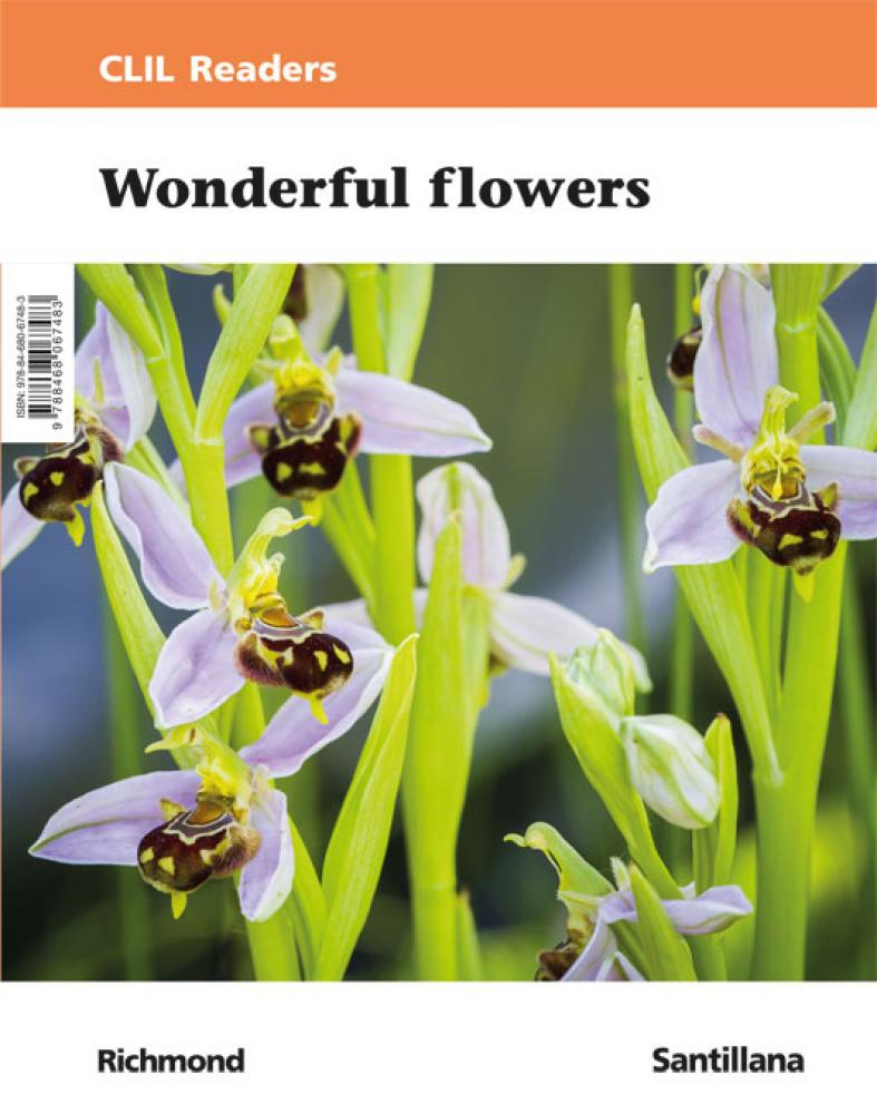 CLIL READERS LEVEL I WONDERFUL FLOWERS
