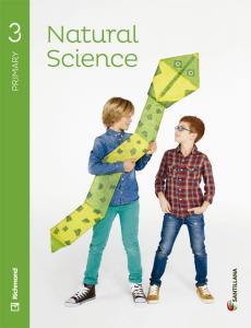 Natural Science 3 EP. (Madrid). Santillana