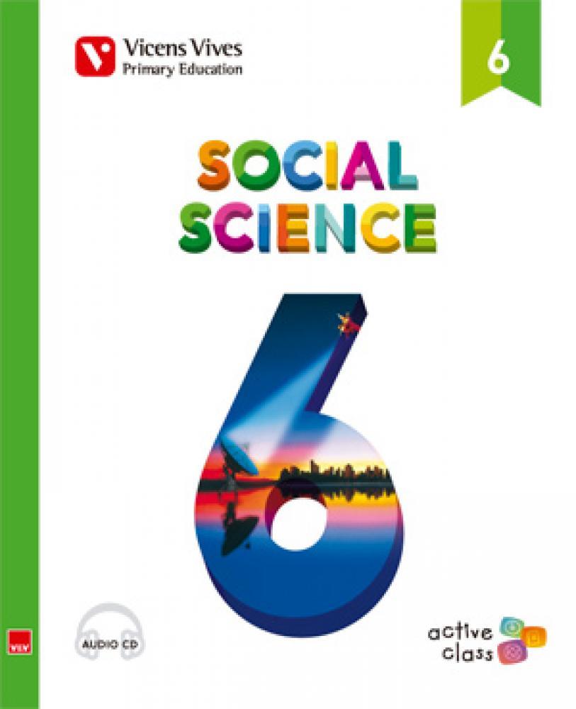 Social Science 6   Cd (active Class)