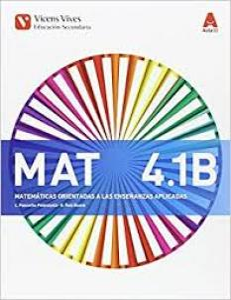 MAT. Matemáticas 4 ESO, Aplicadas