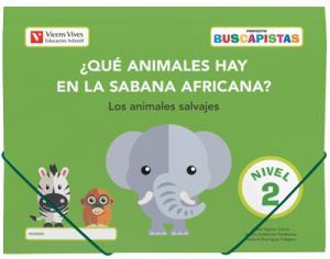 BUSCAPISTAS II .QUÉ ANIMALES HAY EN LA SABANA
