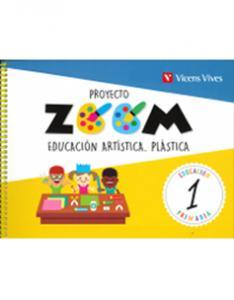 Educación Artística Plástica 1 EP. Zoom