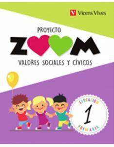 Valores Sociales y Cívicos 1 EP. Zoom
