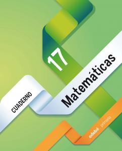 Cuaderno matemáticas 17