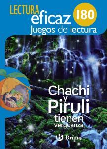 Chachi y Piruli tienen vergüenza Juego de Lectura