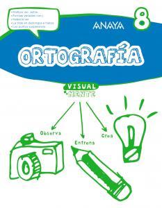 Ortografía 8. Visualmente