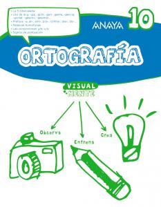 Ortografía 10. Visualmente