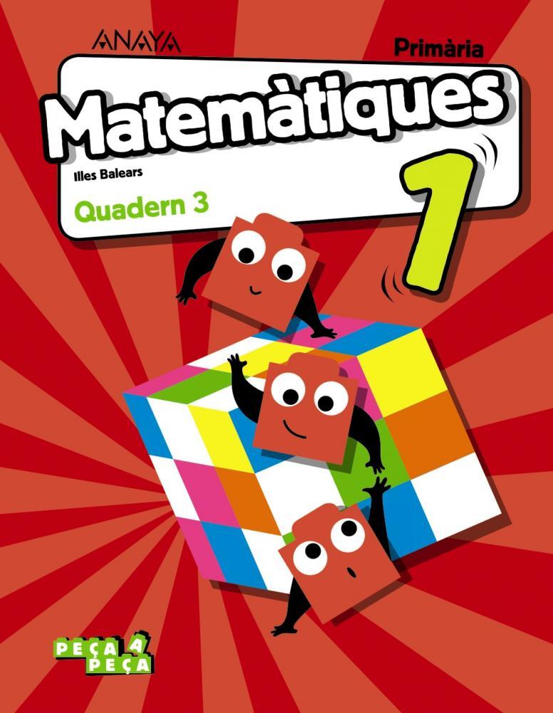 Matemàtiques 1. Quadern 3.