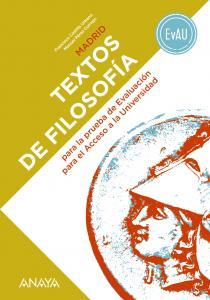 Textos Filosofía Madrid EBAU 2019