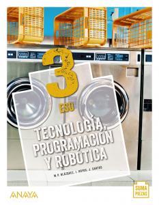 Tecnología Nivel II ESO, Programación y Robótica