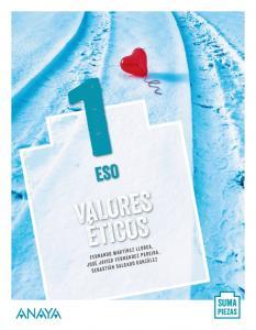 Valores Éticos 1º ESO suma piezas