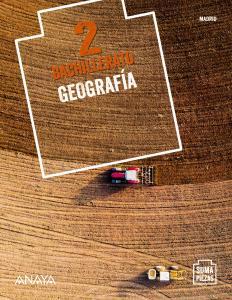 GEOGRAFIA 2 BACHILLERATO, MADRID