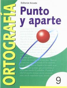 ORTOGRAFIA PUNTO Y APARTE 9.ARCA